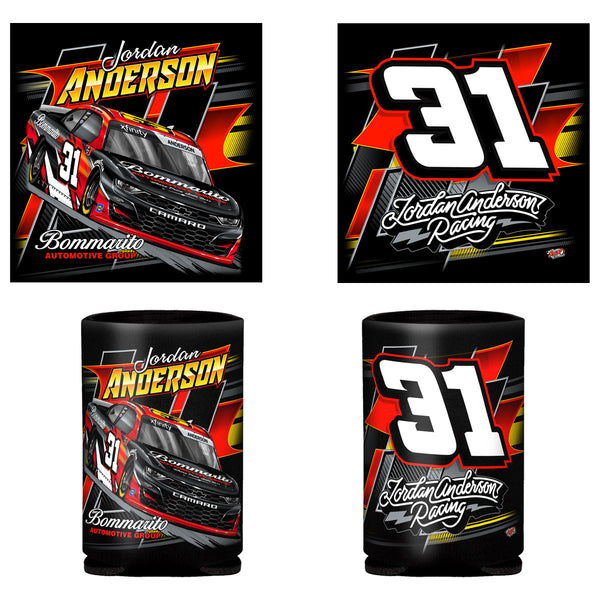 "Jordan Anderson ""Time To Go"" Can Coozie"