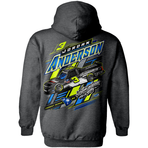 "Jordan Anderson ""Moving Forward"" Hoodie"