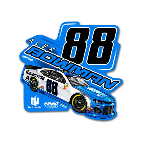 "Alex Bowman ""Streamline"" Decal"