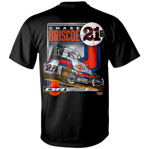 "Chase Briscoe ""Like a BOSS"" T-Shirt"