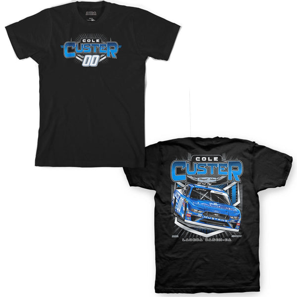 "Cole Custer ""Engineered to Win"" T-Shirt"