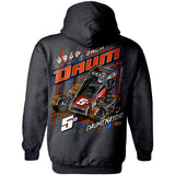 "Zach Daum ""Locked In"" Hoodie"