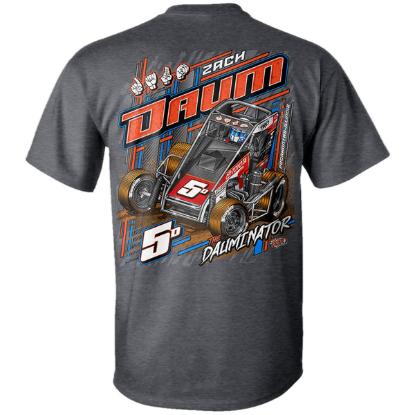 "Zach Daum ""Locked In"" T-Shirt"