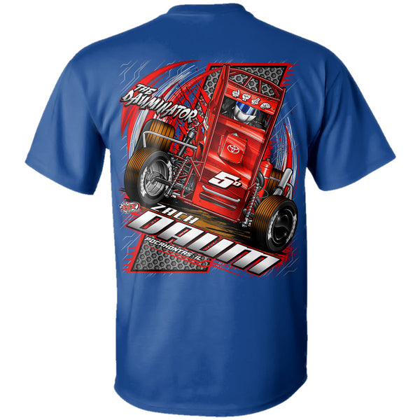 "Zach Daum ""Lip Ripper"" T-Shirt"