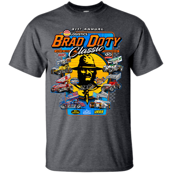 Brad Doty Classic Sprint Car T-Shirt