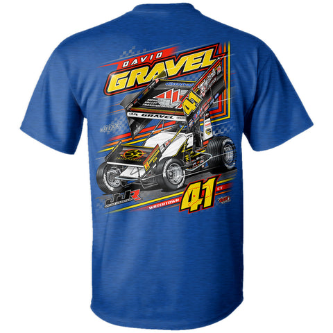 "David Gravel ""Fresh Start"" T-Shirt"