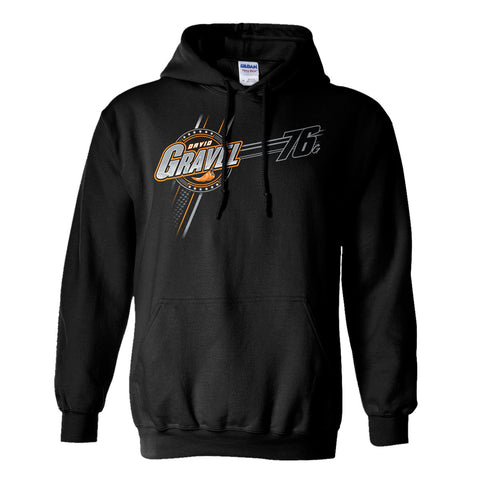 "David Gravel ""Slinging Dirt Indoors"" Hoodie"