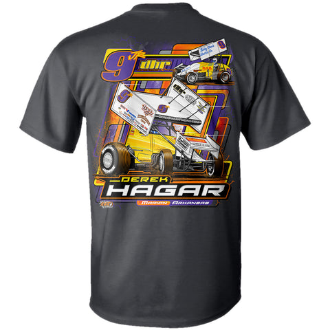 "Derek Hagar ""Tradition of Speed"" T-Shirt"