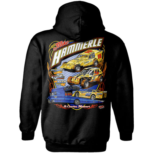 "Mike Hammerle ""Era of Speed"" Hoodie"