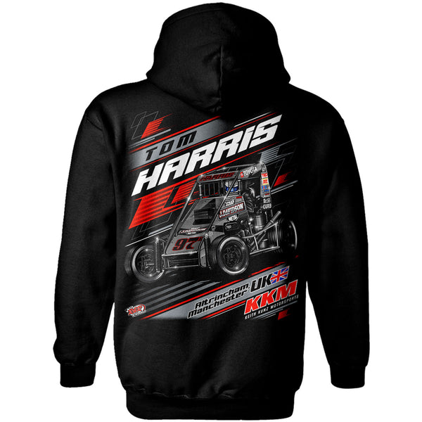 "Tom Harris ""Ready to Scrap"" Hoodie"