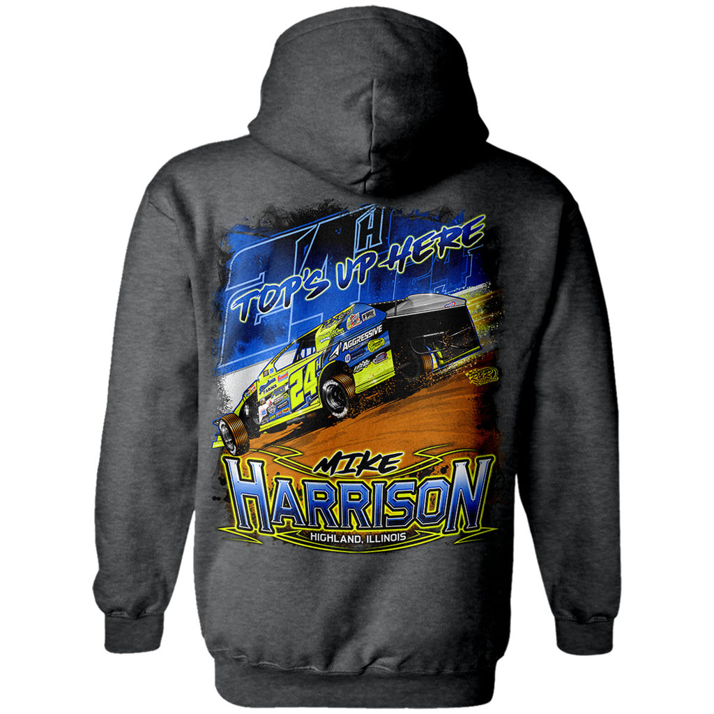 "Mike Harrison ""Top's Up Here"" Hoodie"