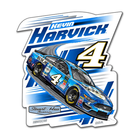 "Kevin Harvick ""Refreshing and Cold"" Decal"