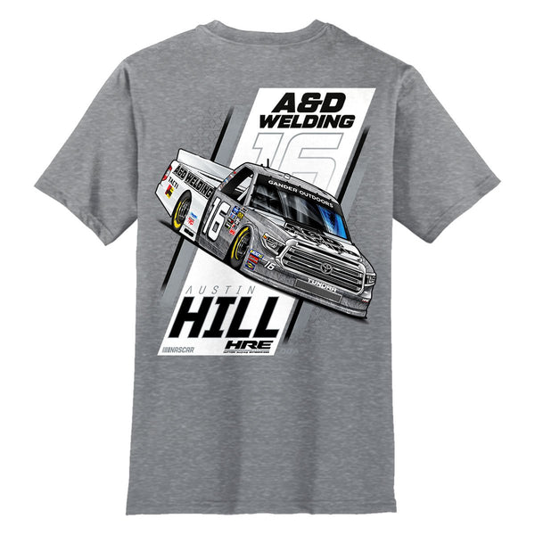 "Austin Hill ""A&D Welding"" T-Shirt"