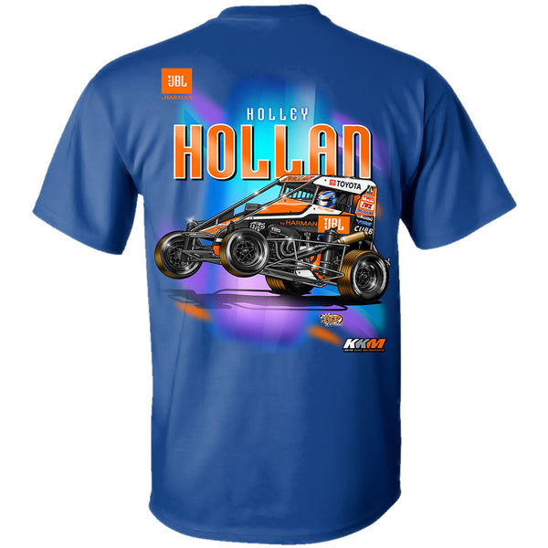 "Holley Hollan ""Live Loud"" T-Shirt"