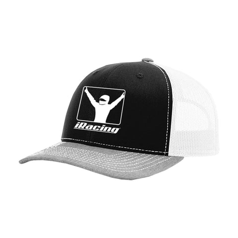 "iRacing ""White Flag"" Trucker Hat"