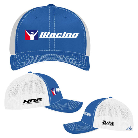 "iRacing ""HRE"" Mesh Hat"