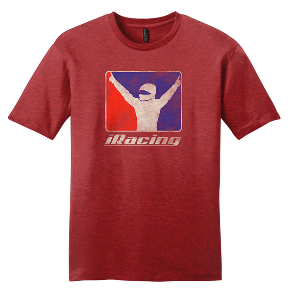 "iRacing ""Seasoned"" T-Shirt"