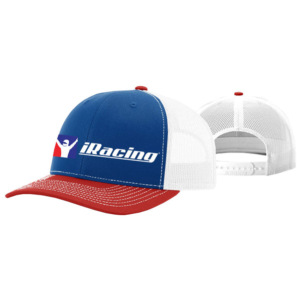 "iRacing ""Quick Time"" Trucker Hat"