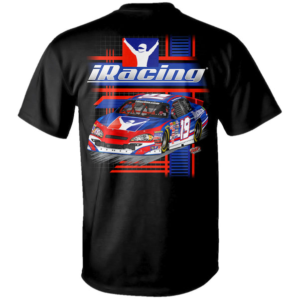 "iRacing ""Short-Trackin'"" T-Shirt"