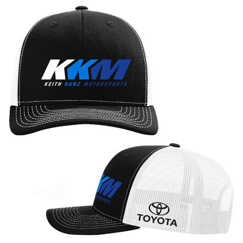 "Keith Kunz Motorsports ""Team Colors"" Mesh Hat"