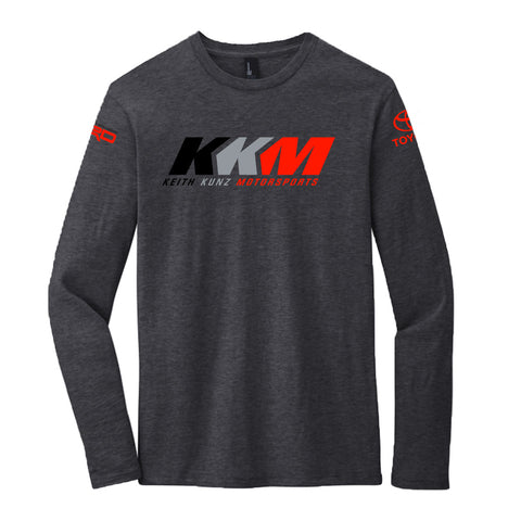"Keith Kunz Motorsports ""Supreme Team"" Long Sleeve T-Shirt"