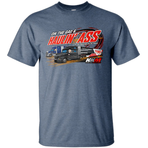 "Keith Kunz Motorsports ""Follow Us"" T-Shirt"