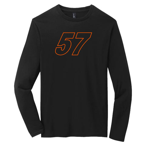 "Kyle Larson ""Fast by Association"" Long Sleeve T-Shirt"