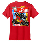 "Kyle Larson ""Comin' In Hot"" T-Shirt"