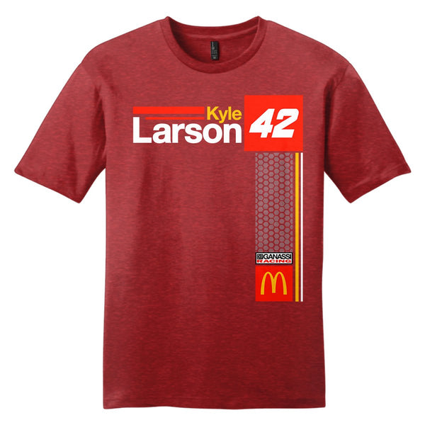"Kyle Larson ""Golden Arches"" T-Shirt"