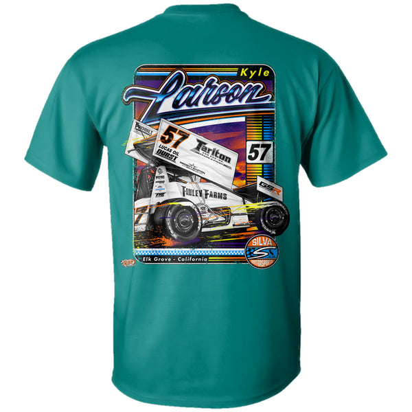 "Kyle Larson ""Slingin' It"" T-Shirt"