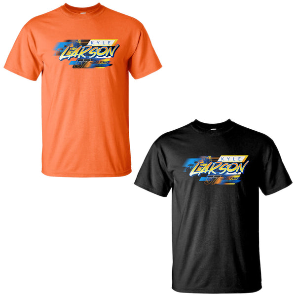 Kyle Larson Sprintcar Clean Air Katelyn Sweet NASCAR t-shirt