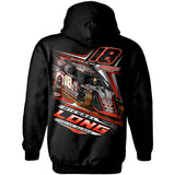 "Michael Long ""Unleash The Rage"" Hoodie"