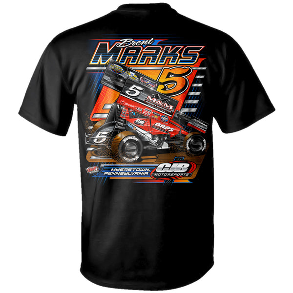"Brent Marks ""Number Five"" T-Shirt"