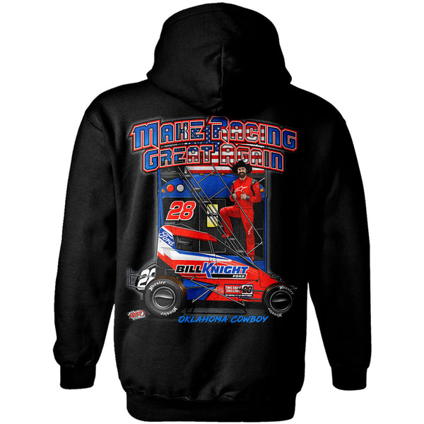 "Ace McCarthy ""Bussin' it in the Lou"" Hoodie"