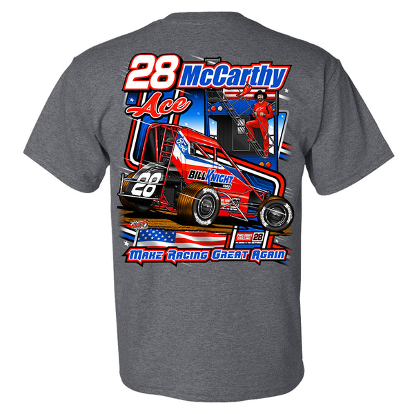 "Ace McCarthy ""Chili Bowl Bussin'"" T-Shirt"