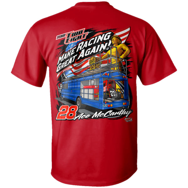 "Ace McCarthy ""Just Bussin It"" T-Shirt"