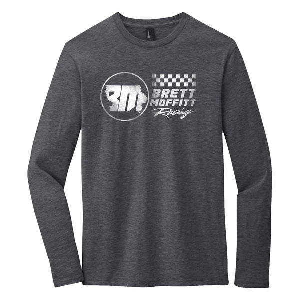 "Brett Moffitt ""Home State"" Long Sleeve T-Shirt"
