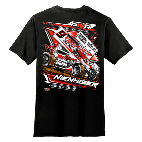 "Paul Nienhiser ""Time to Fly"" T-Shirt"