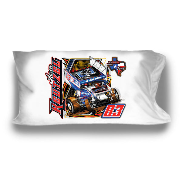 "Aaron Reutzel ""Outlaw"" Pillow Case"
