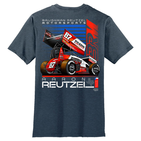 "Aaron Reutzel ""Established"" T-Shirt"