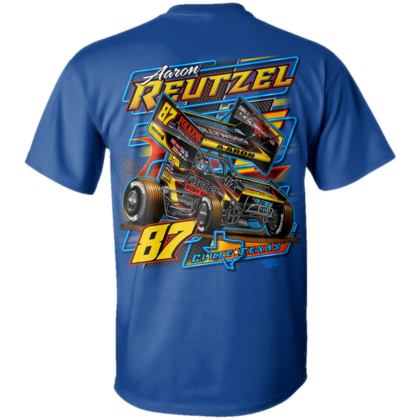 "Aaron Reutzel ""Lonestar Speed"" T-Shirt"
