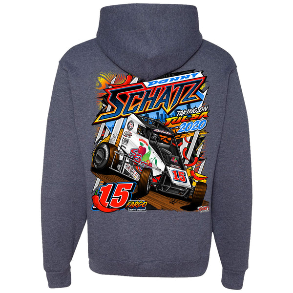 "Donny Schatz ""Taking on Tulsa 2020"" Hoodie"