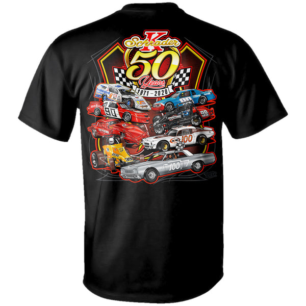 "Ken Schrader ""50 Years"" T-Shirt"