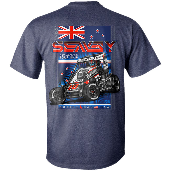 "Logan Seavey ""New Zealand Swing"" T-Shirt"