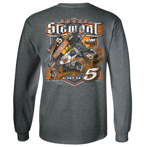 "Shane Stewart ""Unfinished Business"" Long Sleeve T-Shirt"