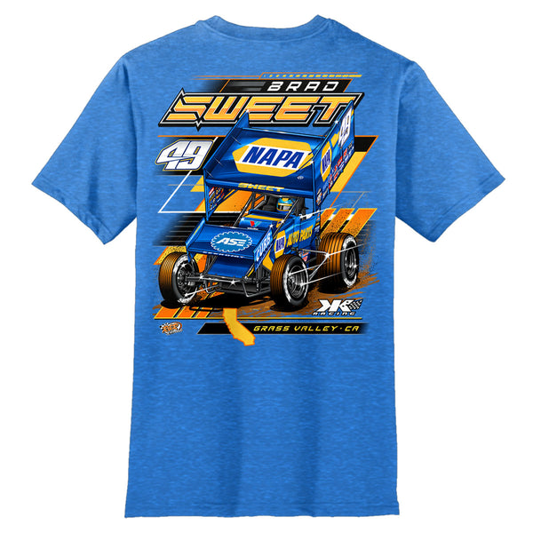 "Brad Sweet ""Warrior"" T-Shirt"