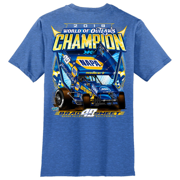 "Brad Sweet ""Champion"" T-Shirt"