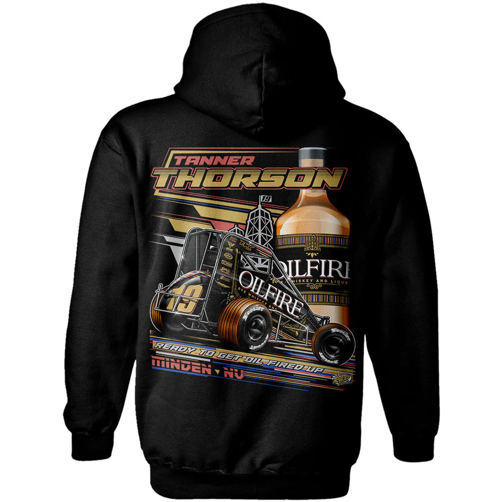 "Tanner Thorson ""Eyes on the Prize"" Hoodie"