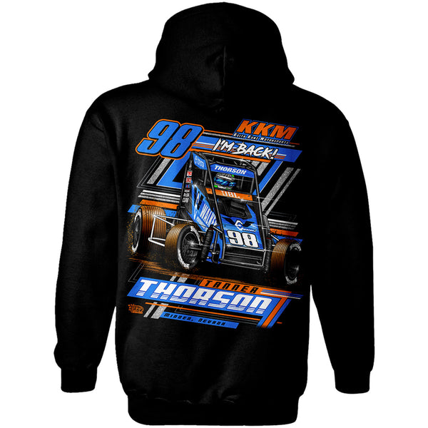 "Tanner Thorson ""Back on the Gas"" Hoodie"