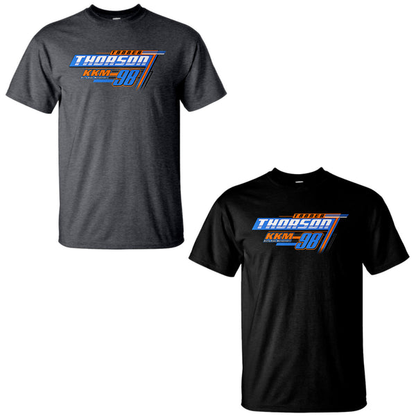"Tanner Thorson ""Back on the Gas"" T-Shirt"